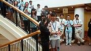 Wikimanía 2013 (1376210221) Hung Hom, Hong Kong.jpg