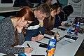 Wikimarathon 2020 in Sievierodonetsk (East Ukrainian National University) 06.jpg