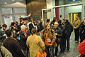 Wikimedia Conference 2012 - Registration first day.JPG
