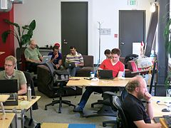Wikimedia Foundation 2013 Tech Day 2 - Photo 14.jpg