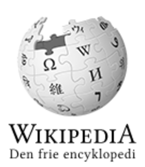 Norwegian Wikipedia - Logo of the Bokmål Wikipedia