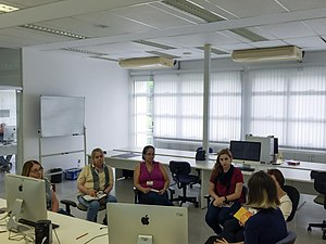 Wikipedian Librarians with IME-USP, NeuroMat 2019 01.jpg