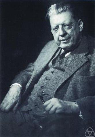 Differential geometry of surfaces - Wilhelm Blaschke (1885-1962)
