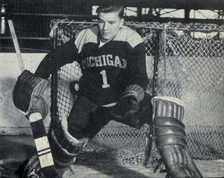 Willard Ikola American ice hockey player and coach