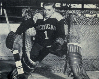 Willard Ikola - Ikola from 1952 Michiganensian