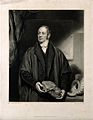 William Buckland. Mezzotint by S. Cousins, 1833, after T. Ph Wellcome V0000861.jpg