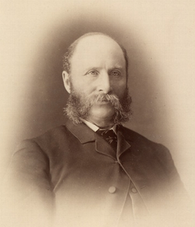 William Henry Clapperton Canadian politician