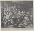 William Hogarth - A Rake's Progress, Plate 3.png
