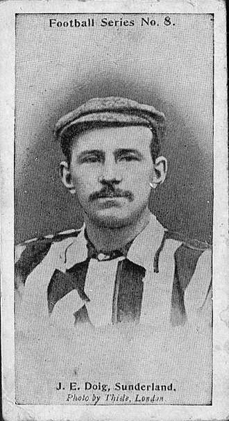W.D. & H.O. Wills - Image: Wills card doig 1902