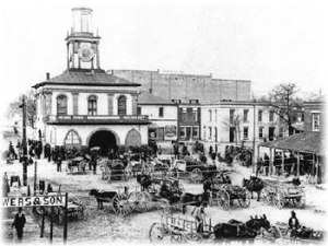 John S. Norris - Image: Wilmington Market House