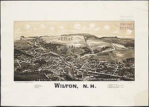 Wilton, New Hampshire - Image: Wilton, N.H. (2675840130)
