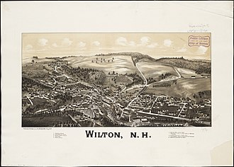 Wilton, New Hampshire - Image: Wilton, N.H. (2675840130)