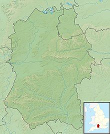 Côr y Cewri is located in Wiltshire