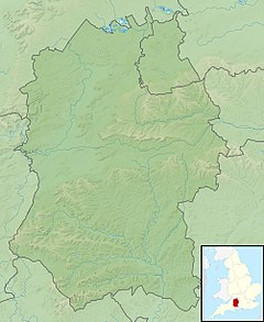 River Sem is located in Wiltshire