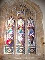 Windows in St. Martin Of Tours, West Coker - geograph.org.uk - 1170671.jpg
