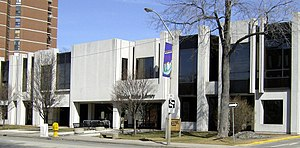 Windsor Public Library - Image: Windsorplmainbranch