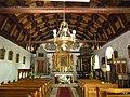Wnętrze Kościoła , Wniebowzięcia N.M.P w Bierzgłowie. - panoramio.jpg