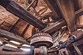 Wnętrze młyna w Kaszubskim Parku Etnograficznym.jpg