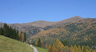 Gurktal Alps - Image: Woellanernock 3