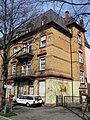 Wohnhaus von Walter Benjamin während seiner Studienzeit 1913 in Freiburg.jpg