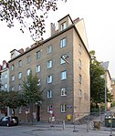 Residential complex Heiligenstädter Straße 129