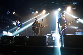 Wolf Alice - Image: Wolf Alice live at Heaven 2014