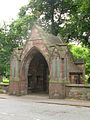 Wolverhampton Heathtown Holy Trinity Church Lychgate.JPG