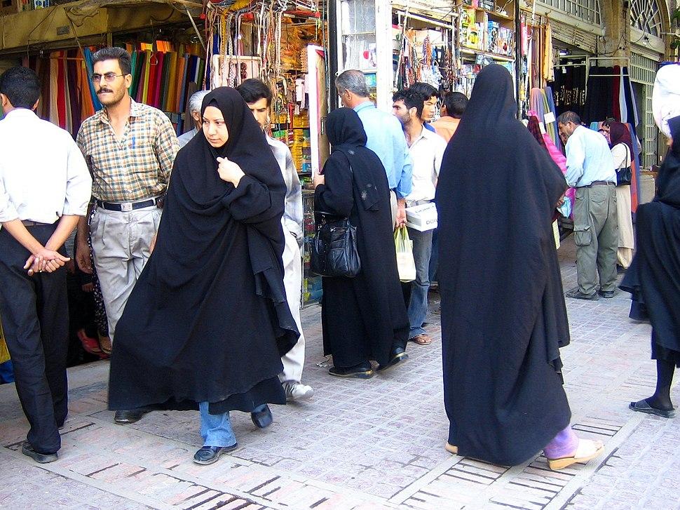 Women in shiraz 2