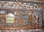 File:Wooden Church Saint Nicholas Bogdan Voda 2011 - Interior-6.jpg