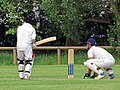 Woodford Green CC v. Hackney Marshes CC at Woodford, East London, England 086.jpg