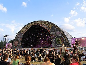 Acoustical engineering - At outdoor concerts like Woodstock, acoustic analysis is critical to creating the best experience for the audience and the performers.