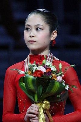World Championships 2015 %E2%80%93 Ladies (Satoko MIYAHARA JPN %E2%80%93 Silver Medal)