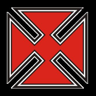 90th New York Volunteer Infantry Regiment - Image: XI Xcorpsbadge