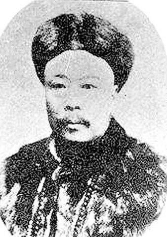 Xu Jingcheng - A photograph of Xu Jingcheng