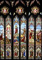 Y Santes Fair, Dinbych; St Mary's Church Grade II* - Denbigh, Denbighshire, Wales 45.jpg