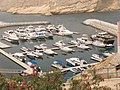 Yachts at docks Shangri-La Barr Al Jissah Resort & Spa 02.jpg