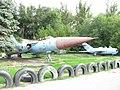 Yak-28P ^ MiG-17 jets landed... - panoramio.jpg