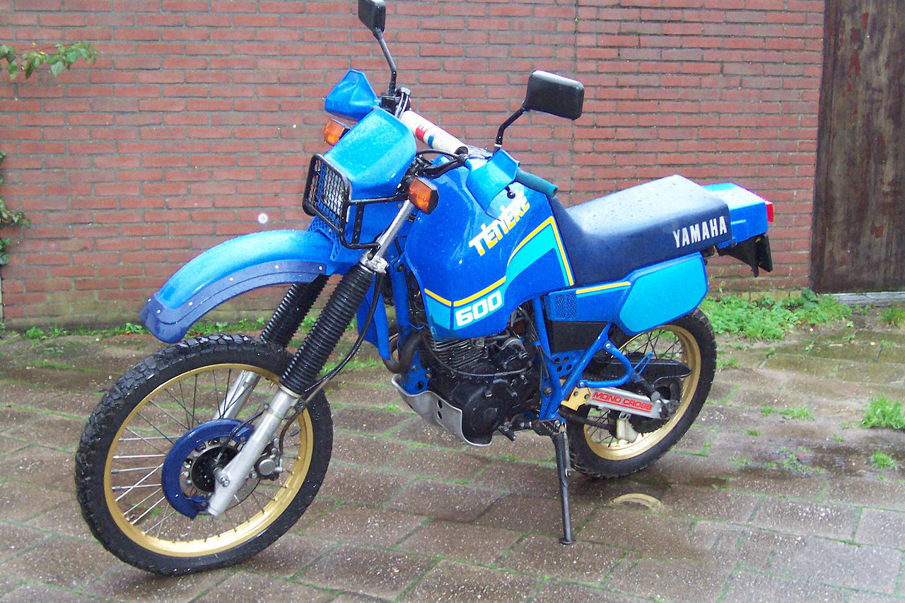 Yamaha Warrior  Manual