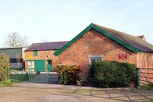 Egerton, Cheshire - Yew Tree Organic Farm, Egerton Green