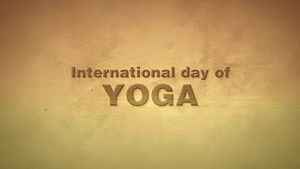 File:Yoga for the world Celebrating the International Day of Yoga (Abridged version).webm