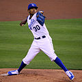 Yordano Ventura on October 8, 2015.jpg
