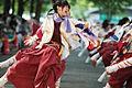 Yosakoi Performers at Super Yosakoi 2007 18.jpg