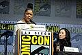Yvette Nicole Brown & Angela Kang (43652315191).jpg