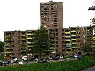 Seebach (Zürich) - Schwandenholz (Seebach)