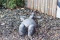 ZSL London - Gorilla lying down sculpture (01).jpg