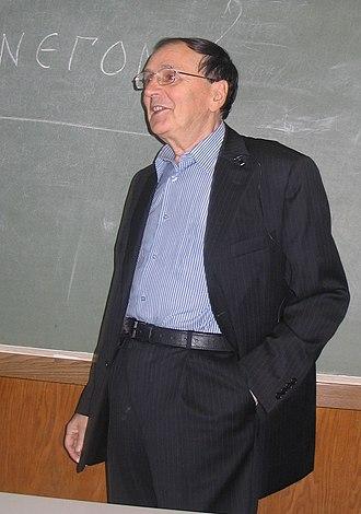 Andrey Zaliznyak - Andrey Zaliznyak