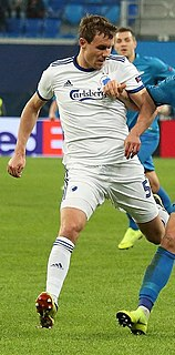 Andreas Bjelland Danish footballer