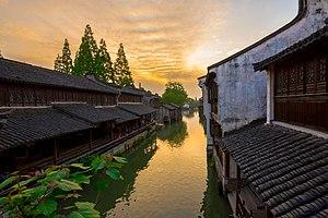 Kunshan - Zhouzhuang, Kunshan