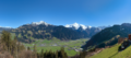 Zillertal in Tyrol, Austria-panorama-cut PNr°0746d.tif