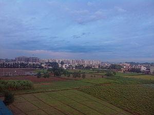 Zirakpur - Image: Zirakpur